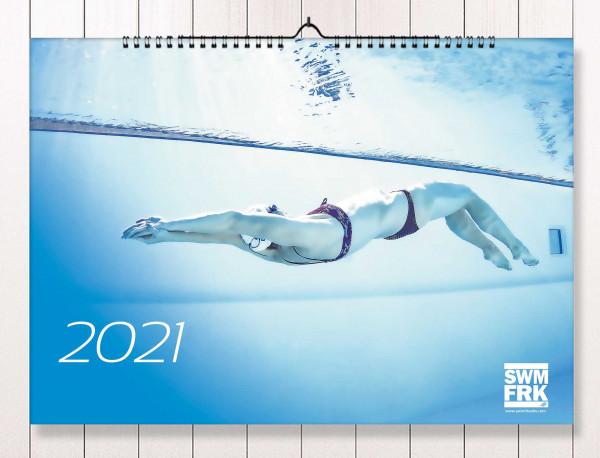 Der Schwimm-Kalender 2021 | SCHLUSS-VERKAUF