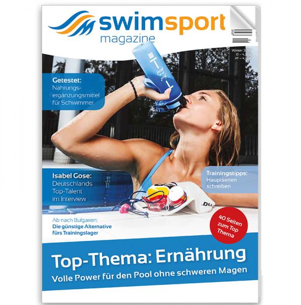 swimsportMagazine Ausgabe Winter 2019