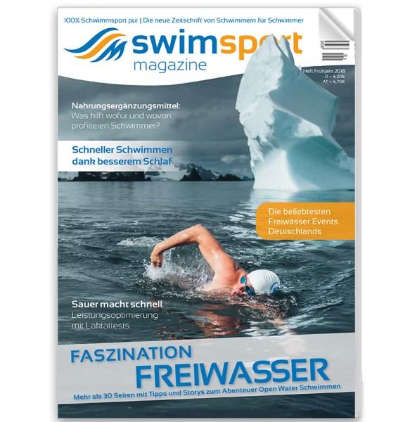 swimsportMagazine Ausgabe Frühjahr 2018