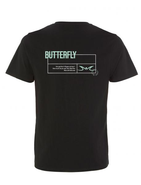 Butterfly Shirt | Men & Kids