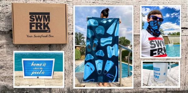 Die swimfreak-Box 11 | Mit neuem Handtuch und weiteren Highlights