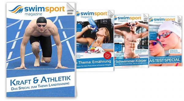 swimsportMagazine - Abonnement
