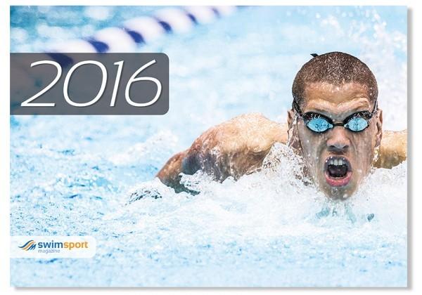 swimsport-Kalender 2016 - versandkostenfrei
