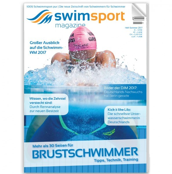 swimsportMagazine Ausgabe Sommer 2017