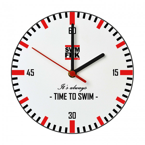 Swimfreak Uhr | It's always time to swim