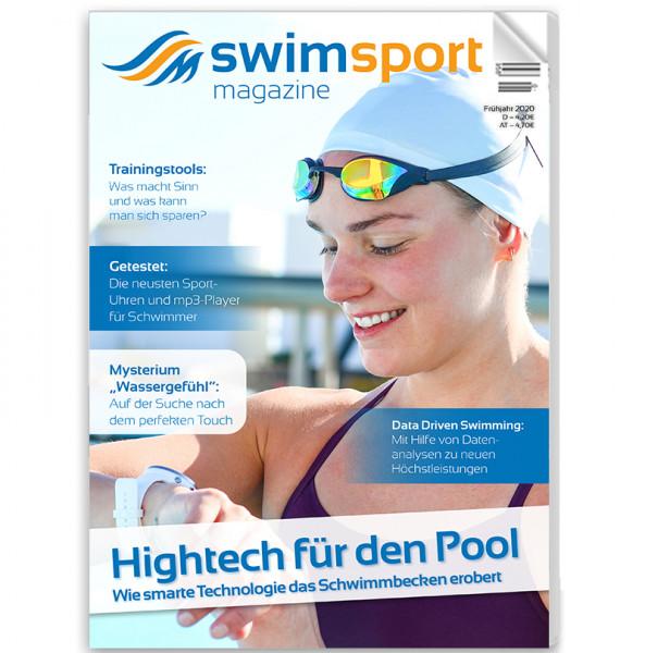 swimsportMagazine Ausgabe Frühjahr 2020