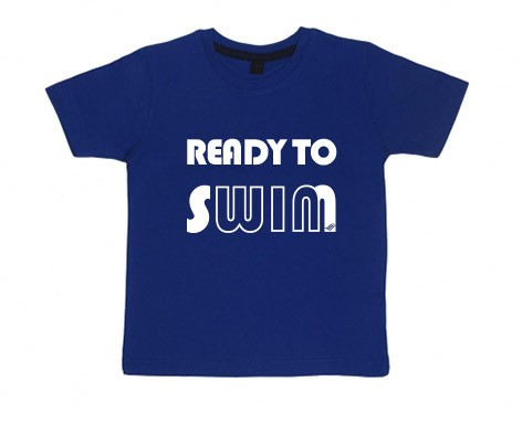 Kids-Shirt: Ready to win