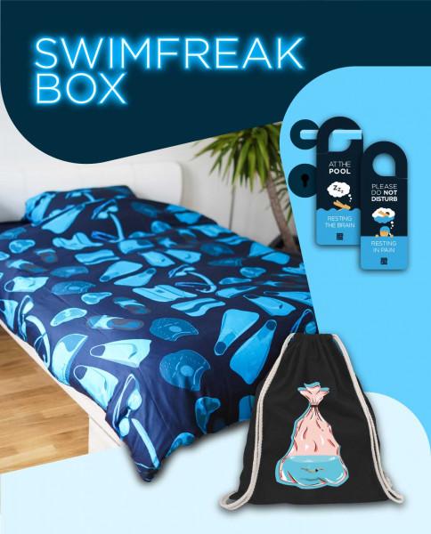 Die swimfreak-Box 14 | Mit der Swimfreaks Bettwäsche