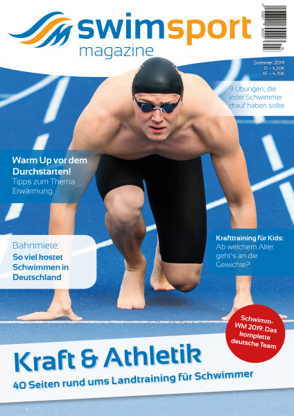 swimsportMagazine Ausgabe Sommer 2019