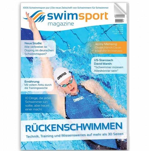 swimsportMagazine Ausgabe Frühjahr 2017