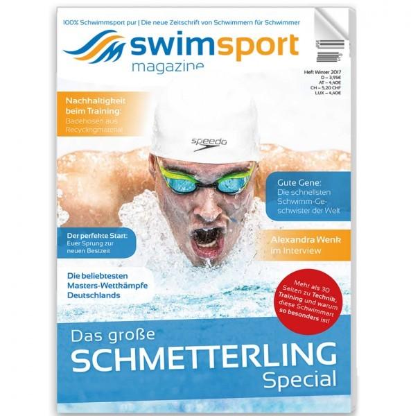 swimsportMagazine Ausgabe Winter 2017