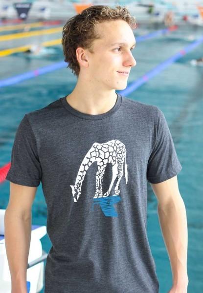 T-Shirt | Longo, die Giraffe