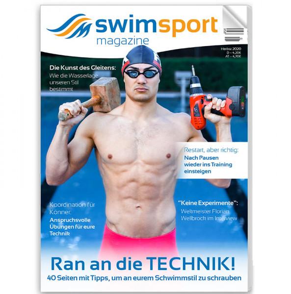 swimsportMagazine Ausgabe Herbst 2020