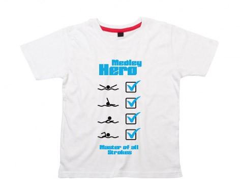 Kids Shirt: Medley Hero
