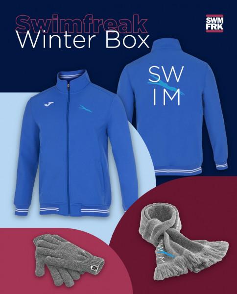 Die swimfreak-Box 13 | Mit SWIM Softshell Jacke