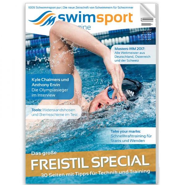 swimsportMagazine Ausgabe Herbst 2017 - FAST AUSVERKAUFT