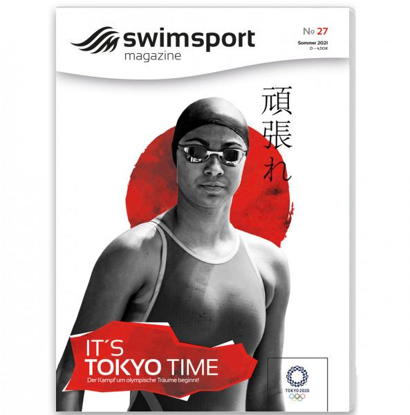 swimsportMagazine Ausgabe No. 27 | Sommer 2021