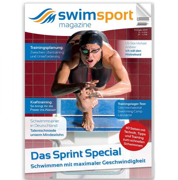 swimsportMagazine Ausgabe Frühjahr 2019
