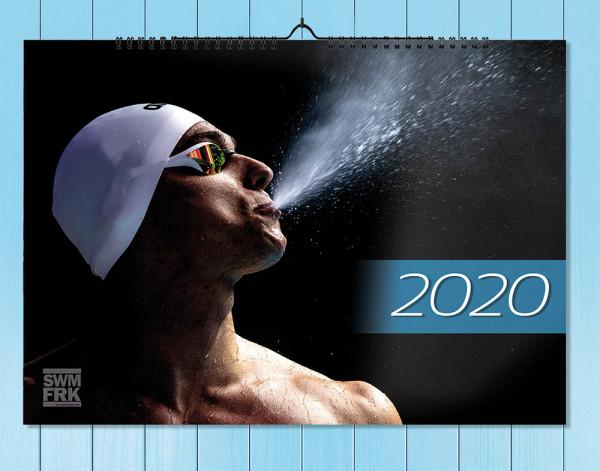 SALE! Der Schwimm-Kalender 2020 im Angebot