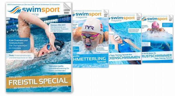 swimsportMagazine Abonnement