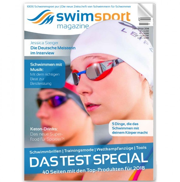 swimsportMagazine Ausgabe Winter 2018