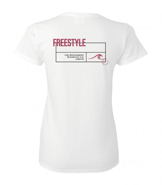 Freistil / Freestyle Shirt Damen | Your favorite stroke Shirt