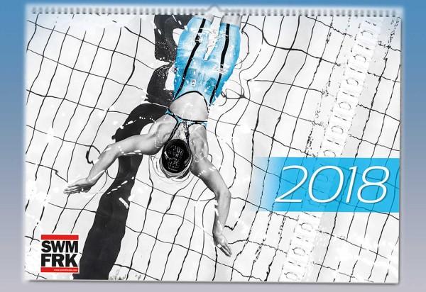 swimfreak Kalender 2018 - VERSANDKOSTENFREI