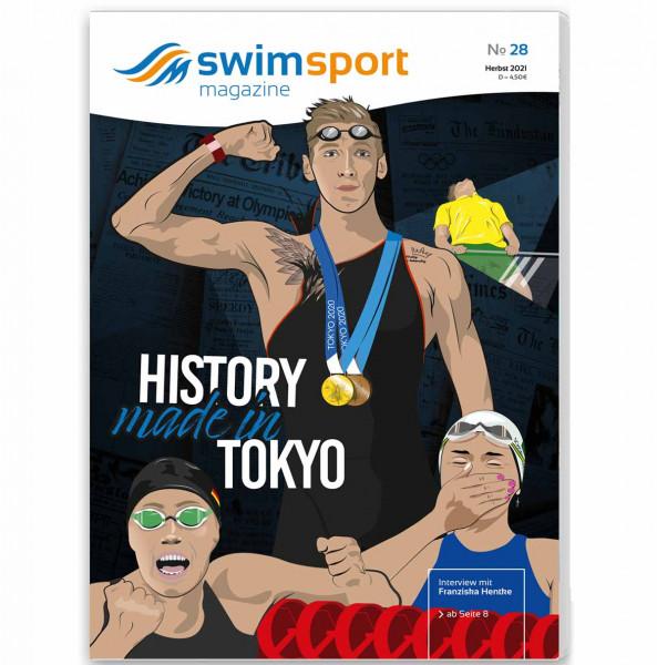 swimsportMagazine Ausgabe No. 28 | Herbst 2021