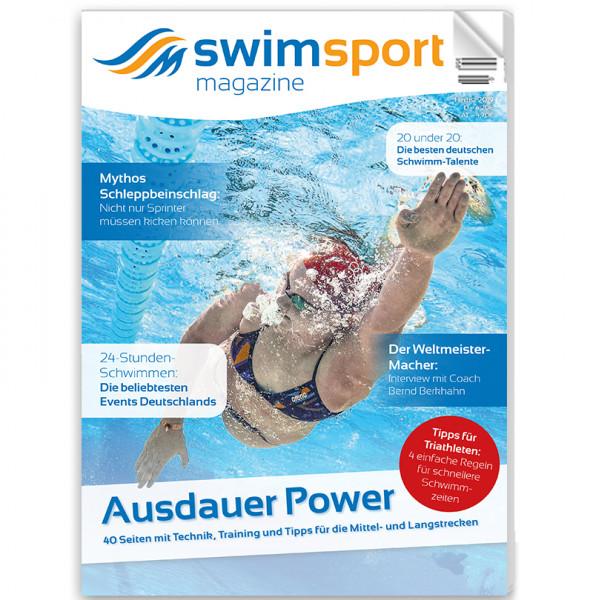 swimsportMagazine Ausgabe Herbst 2019