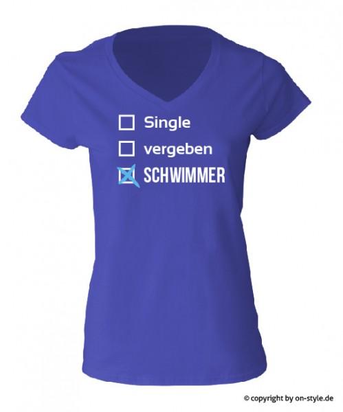 single vergeben schwimmer
