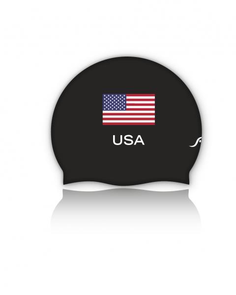 USA Badekappe