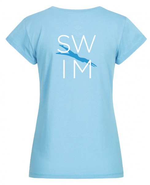 "Beach Shirt ""SWIM"" 
