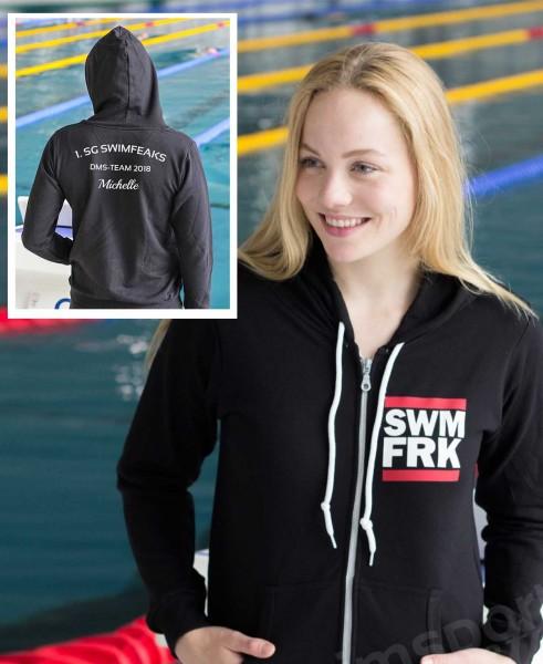 SWIMFREAK | Sportjacke mit Team-Aufdruck