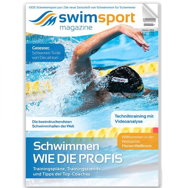 swimsportMagazine Ausgabe Herbst 2018