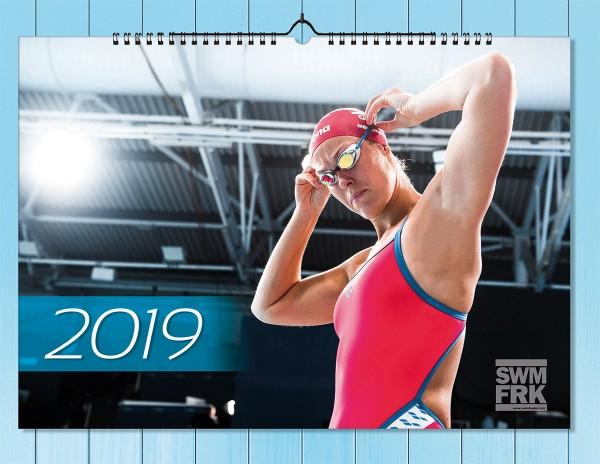 NEU! Der Schwimm-Kalender 2019 - VERSANDKOSTENFREI