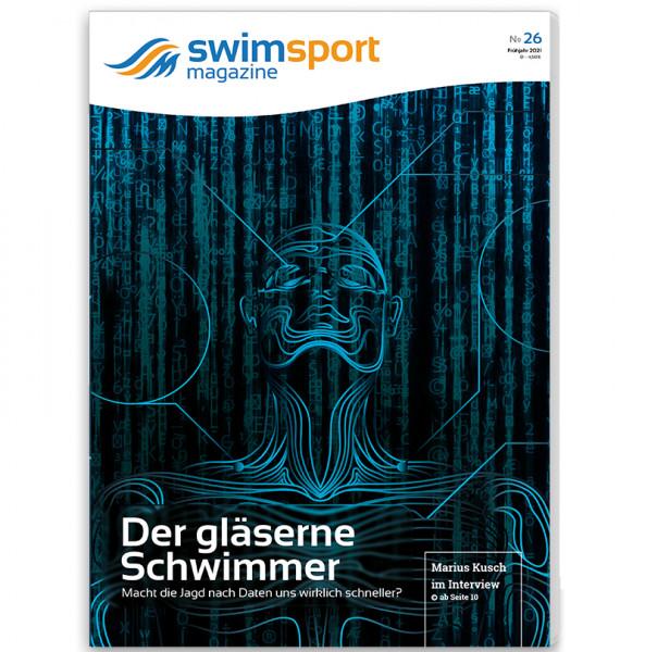 swimsportMagazine Ausgabe No. 26 Frühjahr 2021