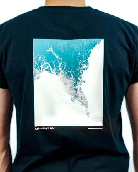 Swimmers' Bay – Shirt Herren & Kids
