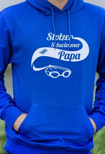 Stolzer Schwimmer Papa | Pullover