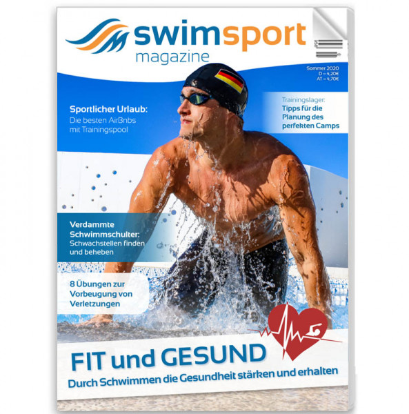 swimsportMagazine Ausgabe Sommer 2020