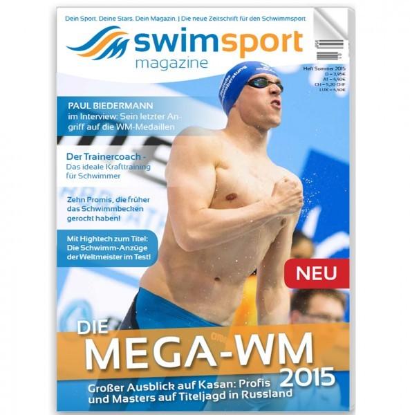 swimsportMagazine Ausgabe Sommer 2015