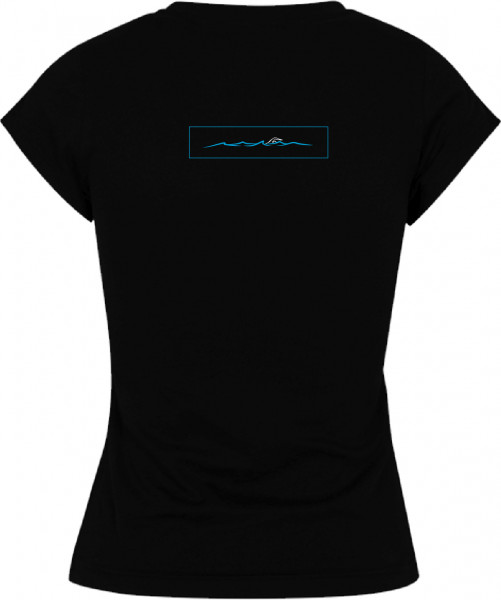 "Beach Shirt ""Wave Back"" | Damen"