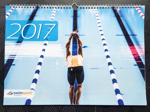 swimsport-Kalender 2017 - Versandkostenfrei